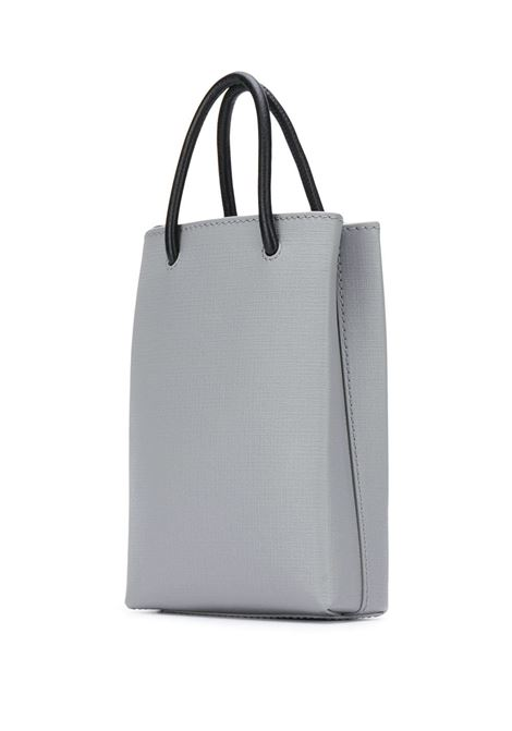 grey calf leather  Shopping Phone holder bag  BALENCIAGA |  | 593826-0AI2N1160