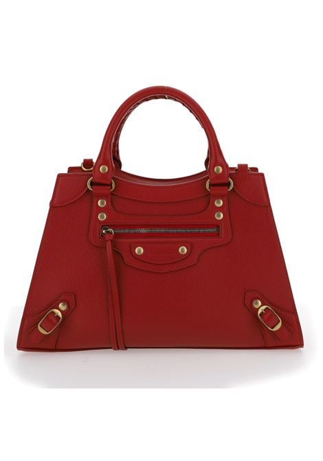 red grained calfskin Neo Classic City S bag BALENCIAGA |  | 638521-15Y416221
