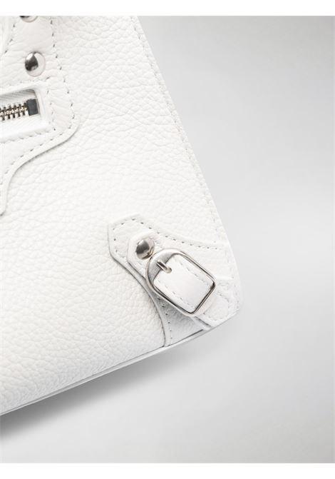 Mini borsa Neo Classic City in pelle di vitello bianca BALENCIAGA | Borse a tracolla | 638524-15Y4Y9016
