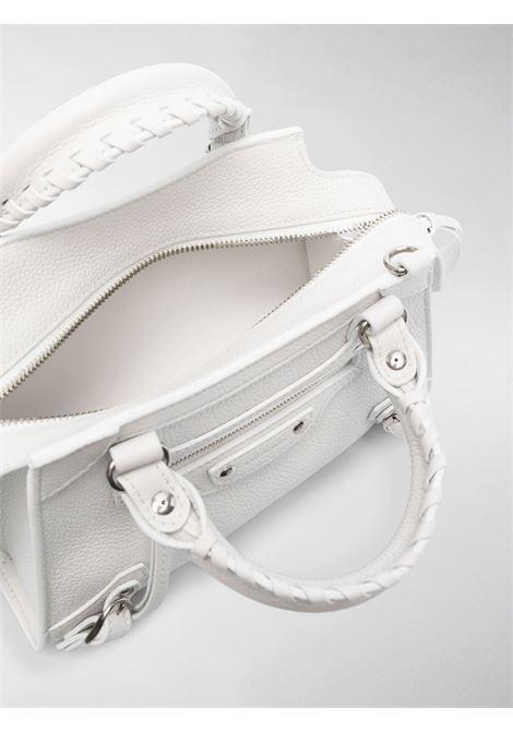 Mini borsa Neo Classic City in pelle di vitello bianca BALENCIAGA   Borse a tracolla   638524-15Y4Y9016