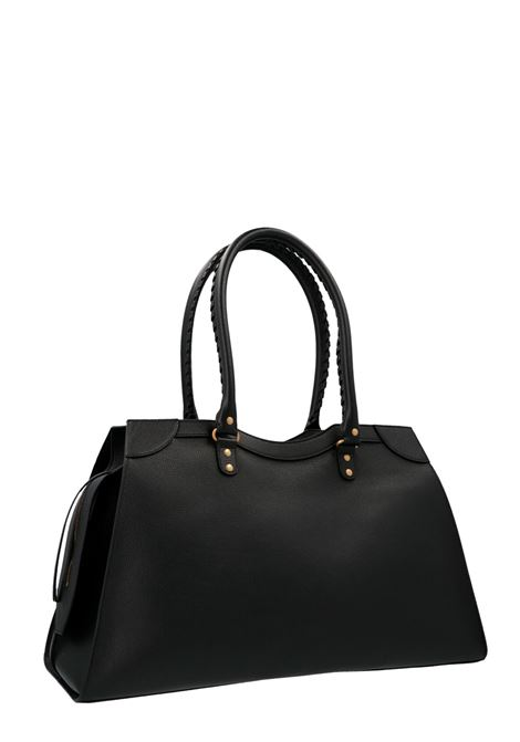 City duffle bag in black calfskin BALENCIAGA |  | 638531-15Y411000