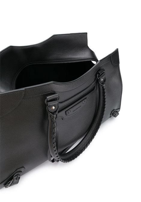 borsone Neo Classic in pelle di vitello nero BALENCIAGA | Borse a tracolla | 638531-15Y471000