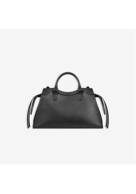 Black calf leather Neo Classic City  tote bag   BALENCIAGA |  | 654907-15Y471000