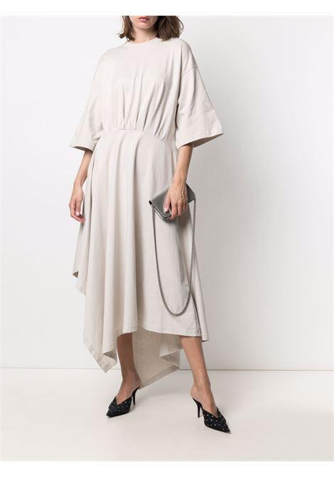 Sand-colored cotton dress  BALENCIAGA |  | 659078-THV502967