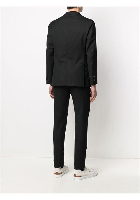 Black wool single-breasted suit  BOGLIOLI |  | N63C2E-BAS534990