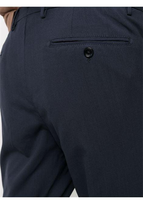 Blue virgin wool single-breasted suit  BOGLIOLI |  | N63L2J-BTC401782