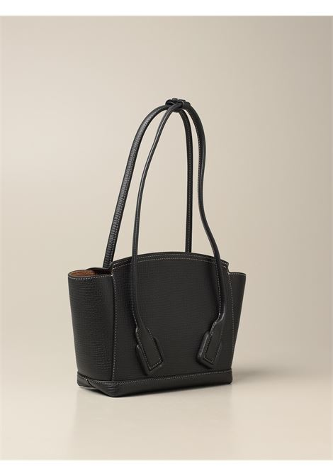black leather Arco tote bag  BOTTEGA VENETA |  | 575941-VMAO18425