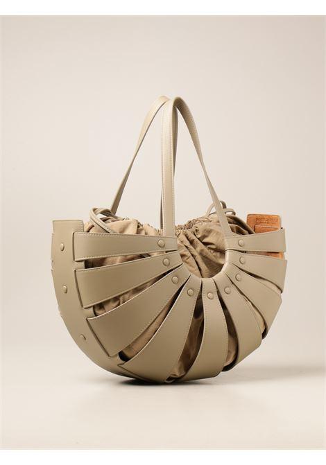 Grey calf leather The Shell bag  BOTTEGA VENETA |  | 651577-VMAUH1520