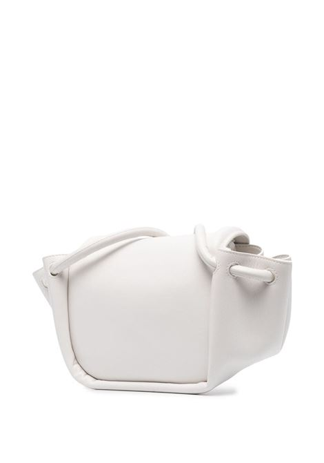 White lamb leather small Beak crossbody bag   BOTTEGA VENETA |  | 658521-VCP309137
