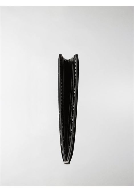Black, grey and white check print cardholder  BURBERRY      8036672-MS KIERA8900