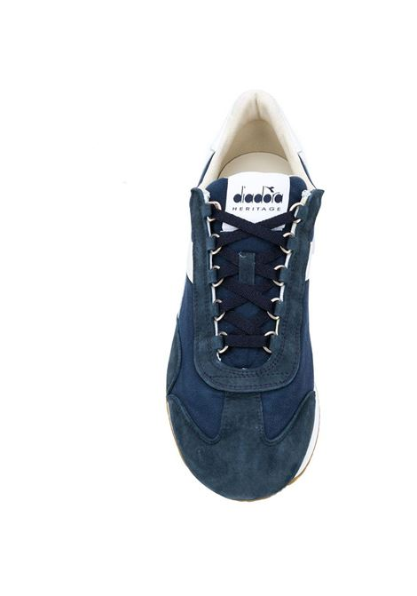 Navy and white suede and leather Equipe sneakers  DIADORA |  | 174735-EQUIPE H CANVAS SW60065