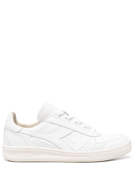 White leather,fabric and rubber Elite low-top sneakers  DIADORA |  | 176277-B.ELITE H ITALIAC0657