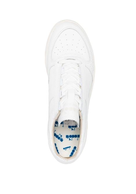 Sneaker bassa Elite in pelle, tessuto e gomma bianca DIADORA | Sneakers | 176277-B.ELITE H ITALIAC0657