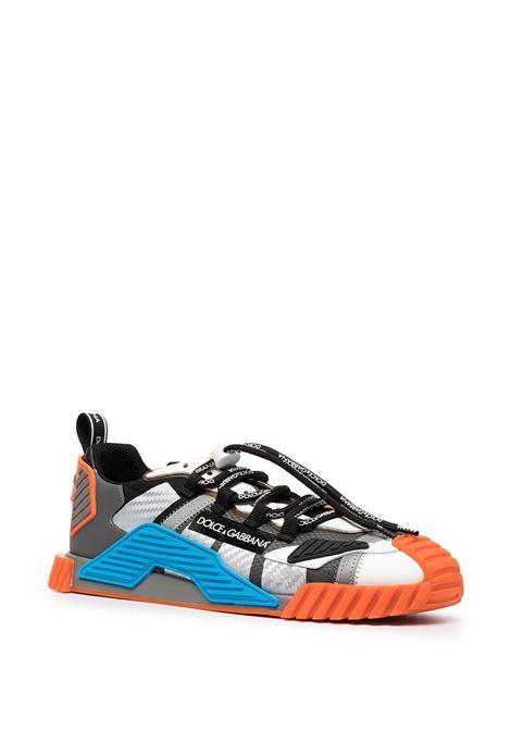 Multicolour panelled NS1 low-top sneakers  DOLCE & GABBANA |  | CS1770-AO22480995
