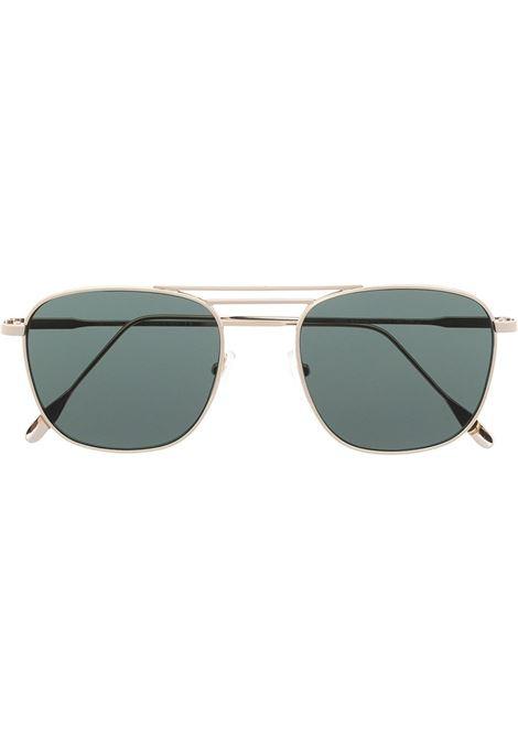 Occhiali da sole rotondi con lenti verde scuro ELEVENTY | Occhiali | B72OCCB02-OCC0B00207