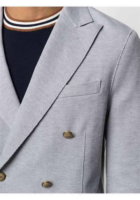 Grey cotton balzer featuring classic lapels ELEVENTY |  | C70GIAA02-JAC2302113