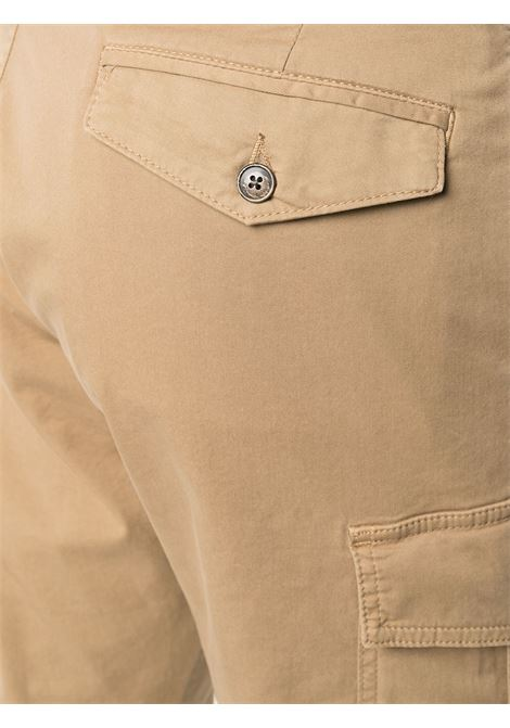 Beige stretch cotton slim-fit chinos ELEVENTY |  | C70PANB05-TET0C00804