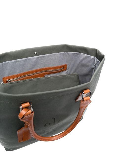Grey cotton tote bag  ELEVENTY |  | C72BORC02-TES0C01607