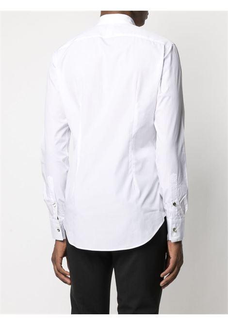 White cotton long-sleeved shirt  ELEVENTY |  | C75CAMC10-TES0B01801
