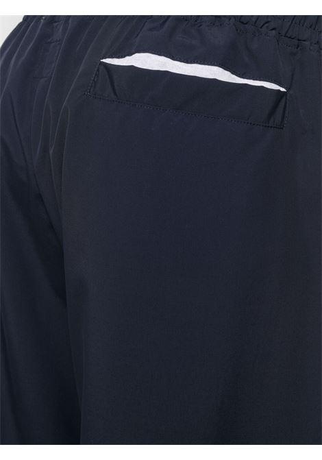 Blue wool ankle-zip track pants  ELEVENTY |  | C75FELC15-TES0C18111-01