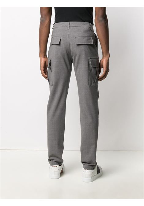 Grey wool multi-pocket trousers  ELEVENTY |  | C75PANA15-TES0A05313