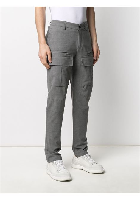 Grey wool blend patch pocket trousers  ELEVENTY |  | C75PANB03-TES0A05313