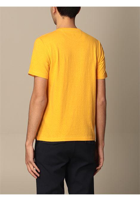 T-shirt in cotone giallo ananas ELEVENTY | T-shirt | C75TSHC06-TES0C16928