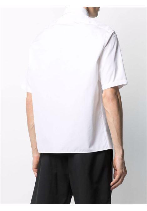 White cotton Fendi embossed-logo shirt  FENDI |  | FS0968-AF04F0QA0