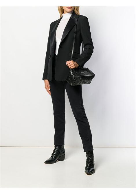 black Pandora Mini bag in Old Pepe sheep leather GIVENCHY |  | BB05253004-PANDORA001