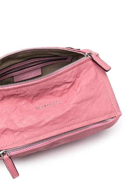 Pink shearling mini Pandora crossbody bag  GIVENCHY |  | BB05253004-PANDORA661