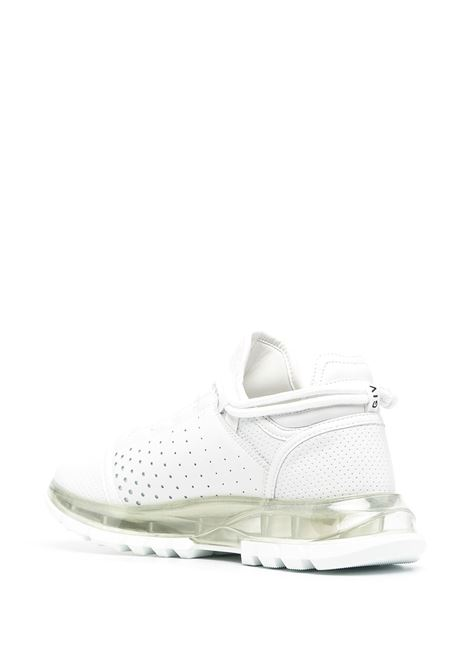 White calf leather Spectre zip-detail low-top sneakers GIVENCHY |  | BE0019E0XH112