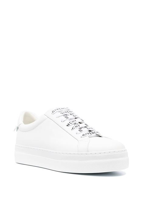 Urban Street white calf leather low-top sneakers  GIVENCHY |  | BE001HE0X0100