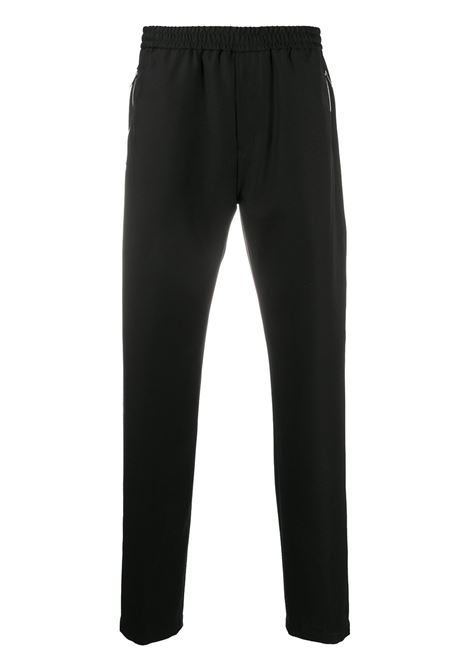 Black wool track pants featuring elasticated waistband GIVENCHY |  | BM50N61Y8K001