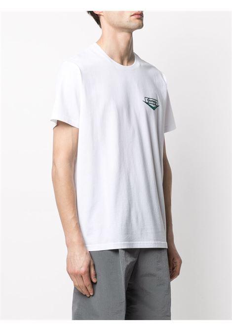 White Motel logo-print T-shirt  GIVENCHY |  | BM71113002100