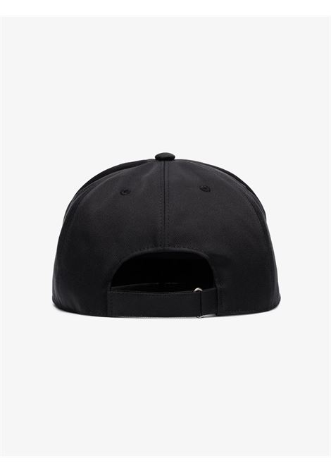Black and white cotton embroidered Givenchy logo baseball cap GIVENCHY |  | BPZ001K0CE001