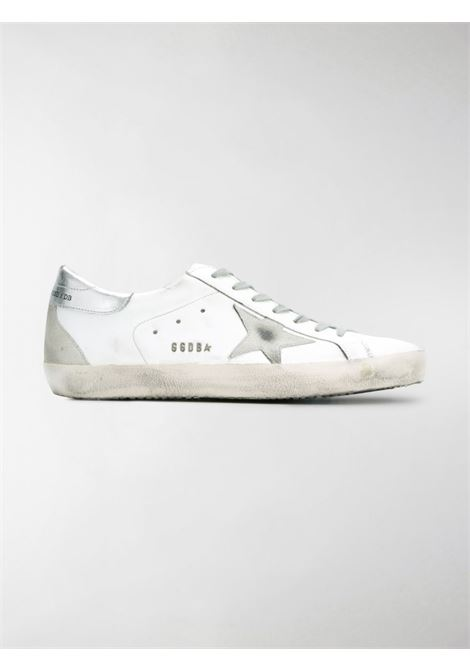 White and silver Superstar low-top sneakers  GOLDEN GOOSE |  | GMF00102-F00031710273