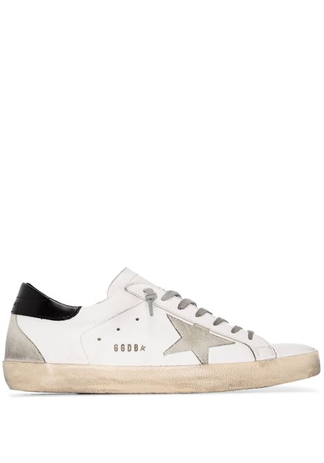 White,black and beige leather Superstar sneakers  GOLDEN GOOSE |  | GMF00102-F00031810220