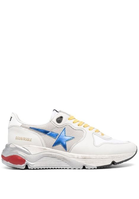 Sneaker  Running-Star in pelle multicolore bianca GOLDEN GOOSE | Sneakers | GMF00126-F00112010327