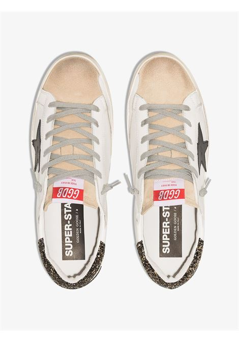 White leather distressed leather Superstar sneakers  GOLDEN GOOSE |  | GWF00102-F00011880186