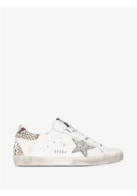White leather Superstar low-top sneakers  GOLDEN GOOSE |  | GWF00102-F00076110402