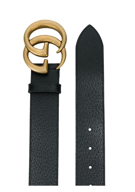 black calf leather 4cm belt  GUCCI |  | 406831-DJ20N1000