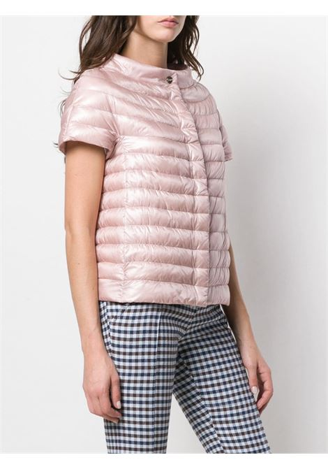pink sleeveless feather down jacket  HERNO |  | PI0754DIC-120174011