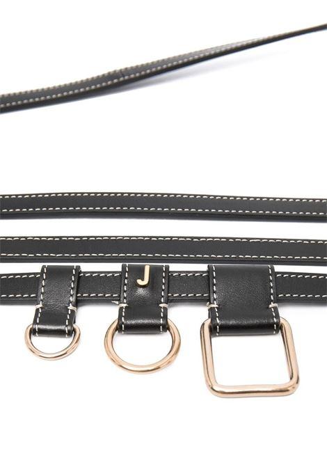 Black calf leather La Ceinture Moisson belt   JACQUEMUS |  | 211AC19-300990
