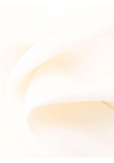 Abito lungo La Robe Camargue in lino color ecrù JACQUEMUS | Abiti | 211DR20-101110
