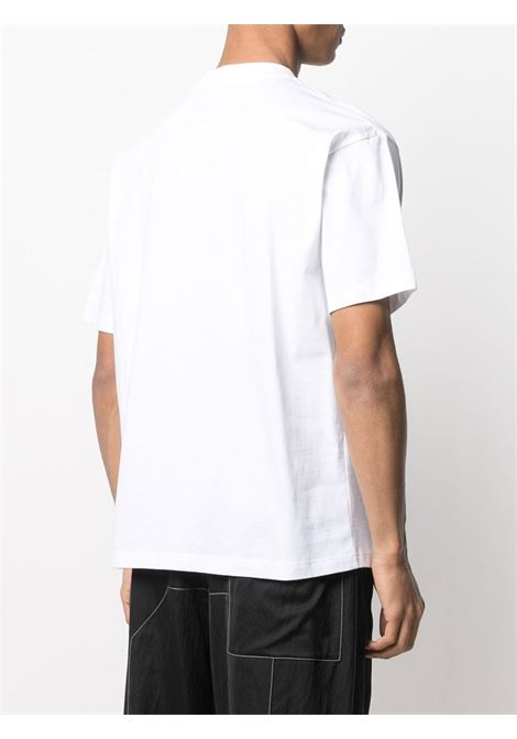 White cotton Le T-shirt Fraises printed T-shirt  JACQUEMUS |  | 215JS10-22401B