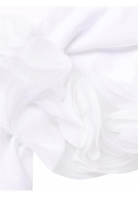 White Rasha asymmetric bikini set  LA REVECHE |  | RASHAWHITE