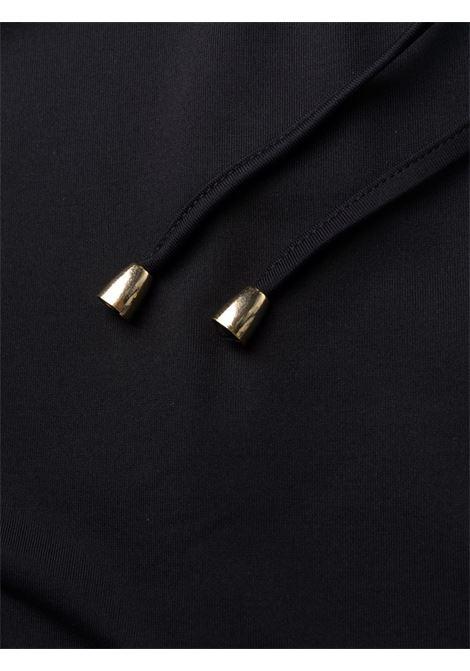 Costume da bagno nero con spalline Zacharina LA REVECHE | Costumi | ZACHARINABLACK