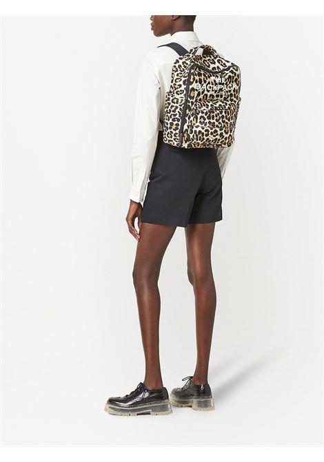 zaino The Backpack in cotone leopardato MARC JACOBS | Zaini | H302M06SP21161
