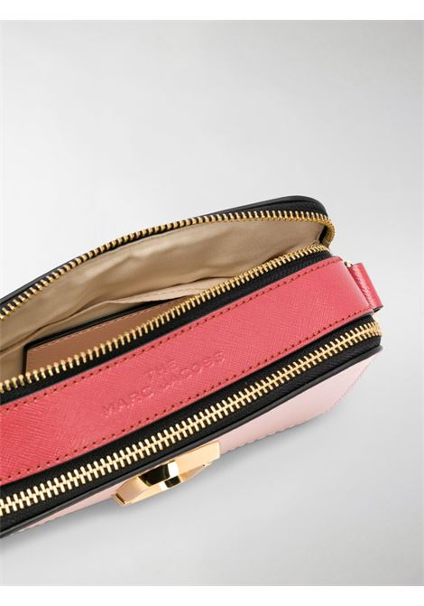 pink saffiano leather Snapshot small camera bag MARC JACOBS |  | M0012007666