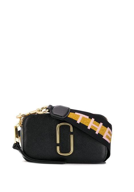 Black saffiano leather Snapshot crossbody bag  MARC JACOBS |  | M0014146003